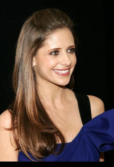 Sarah Michelle Gellar - Hair