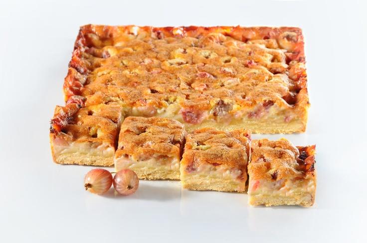 Agreściak. Kliknij w zdjęcie, aby poznać przepis. #ciasta #ciasto #desery #wypieki #cakes #cake #pastries