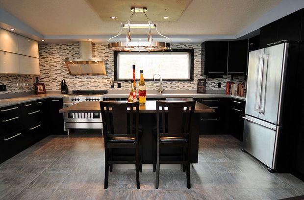 House of the Week: Double wide decor more like luxurious loft   syracuse.com