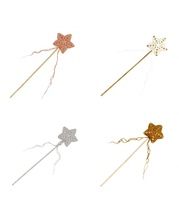 Wand Salome Star mix colors