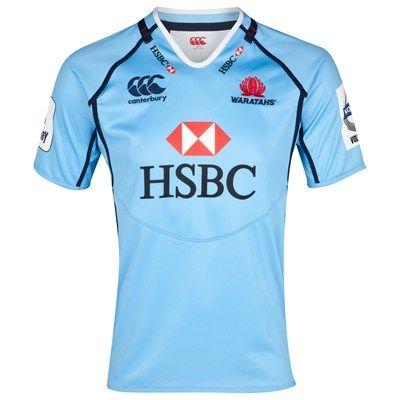 Waratahs rugby shirt