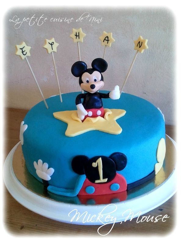 1000 images about mickey on pinterest party printables birthdays and minnie mouse party - Gateau anniversaire disney ...