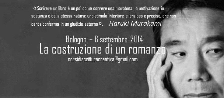 Casalecchio di Reno (Bologna) - La costruzione di un romanzo (6 settembre 2014).