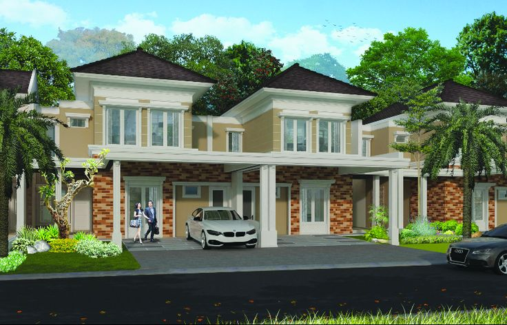 Serpong Natura City Siap Launching Cluster The Signature