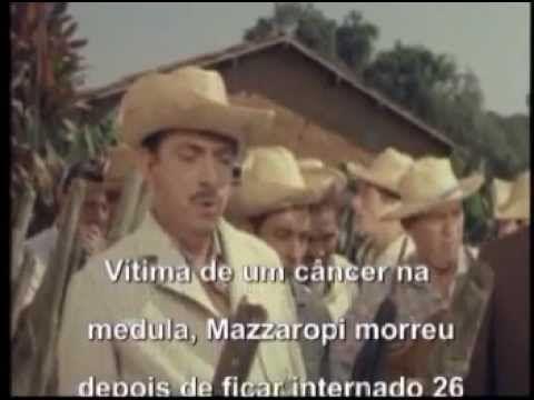 VISITA AO TÚMULO DE MAZZAROPI, por EMANUEL MESSIAS