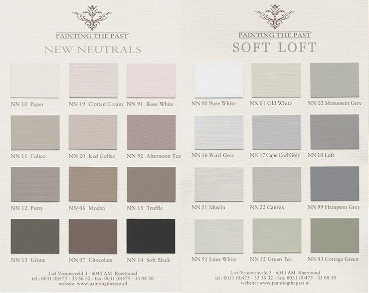 Die besten 25+ Wandfarbe taupe Ideen auf Pinterest Taupe-Grau - farbmuster wandfarbe