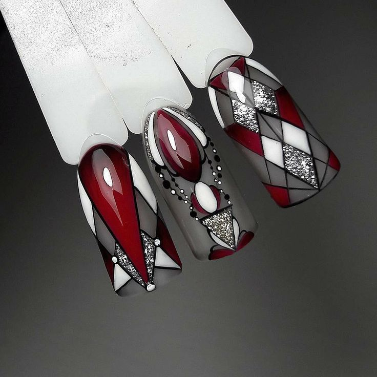 "#naildesign#nailart #colorblocknailart Маникюр. Дизайн ногтей. МК (@ru_nails_master) on Instagram: ""Мастер @severnui_veter_nails г. Рязань Нравится работа? Ставь  #ru_nails_master шеллакрязань…"""