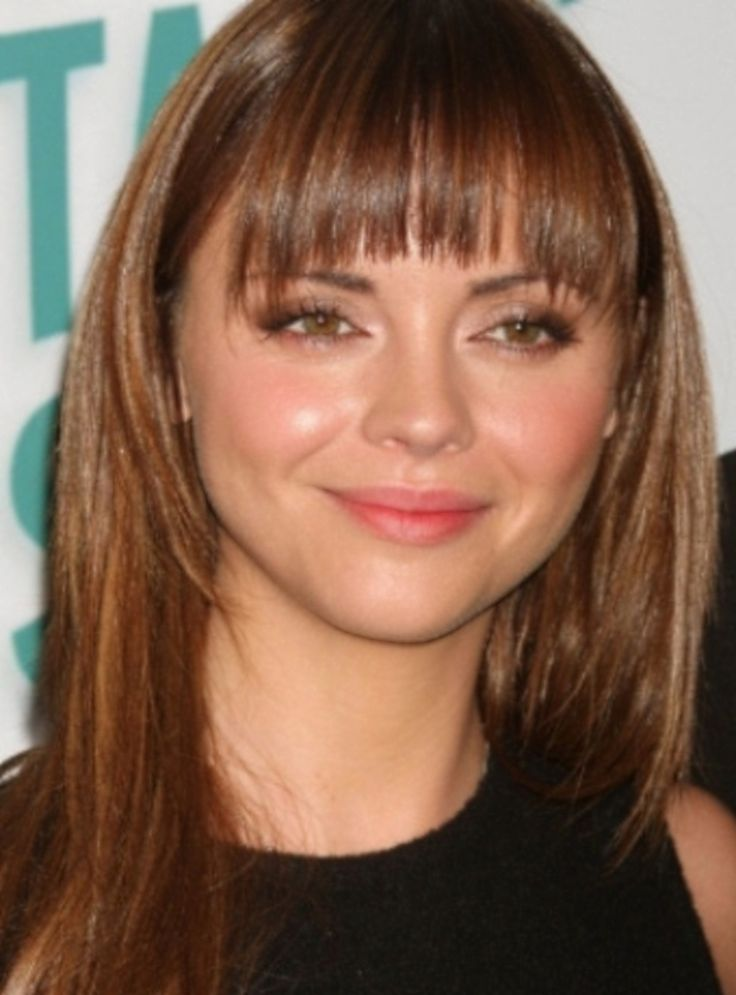 short haircuts with bangs for round faces layered bangs for faces shape what to 2618 | c8e80bca49fe0ba467e11da3a9a1fd23 long hairstyles with bangs pretty hairstyles