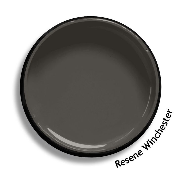 Resene Winchester is a gunmetal grey metallic. From the Resene Roof colours collection. Try a Resene testpot or view a physical sample at your Resene ColorShop or Reseller before making your final colour choice. www.resene.co.nz