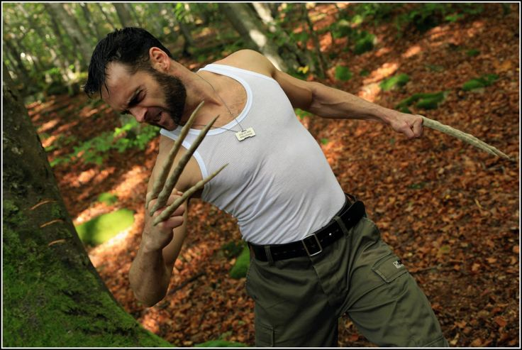 Realistic Wolverine Bone Claws Are Works Of Deadly, Detailed Art - #claws…