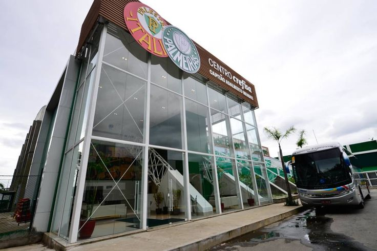 Palmeiras apresenta Centro de Excelência na Academia de Futebol - Gazeta Esportiva