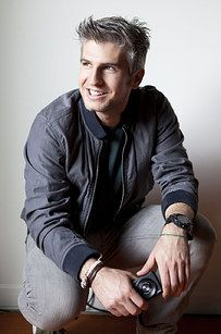 Max Joseph, TV Host | 21 Stupidly Hot Silver Foxes That'll Make You Fall In Love With Gray Hair
