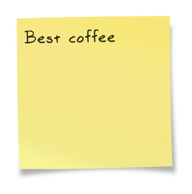 Recommendations for great coffee