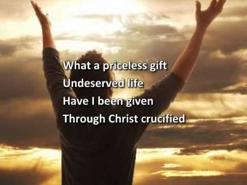 Sweetly Broken is one of my absolute favorite praise songs.  So much meaning at Easter time.