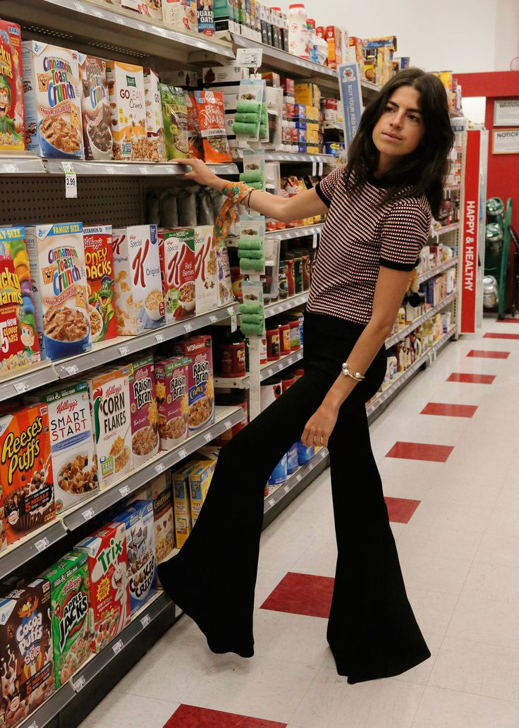 "Leandra Medine from""Man Repeller"", nouvelle muse de Zara 
