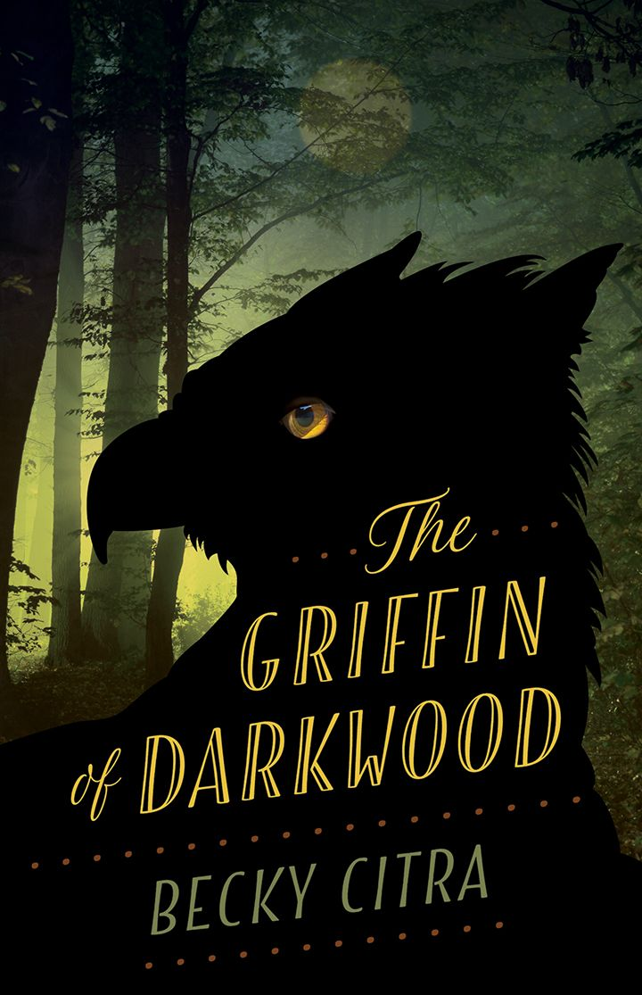 Cover image for The Griffin of Darkwood