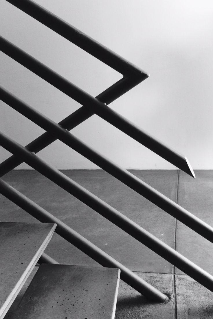 Zaha Hadid handrail