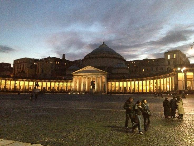 Piazza Plebiscito #Napoli