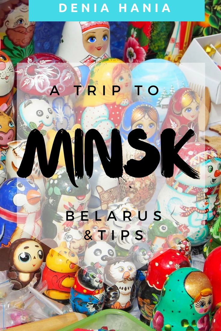 Visiting Minsk, Belarus is now visa-free for the EU citizens, find out how was the trip and read the best tips!