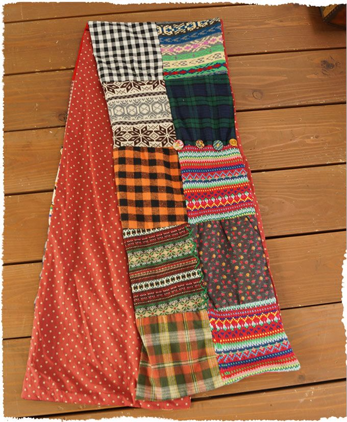 ONE PEACE   Rakuten Global Market: (Red dot) * cawaii * books * 20 color world. Most getting lumps an assortment of patterns. Nordic pattern to check to dots to stripes. Pattern to draw attention × gaudy patchwork scarf pattern. (Not available)