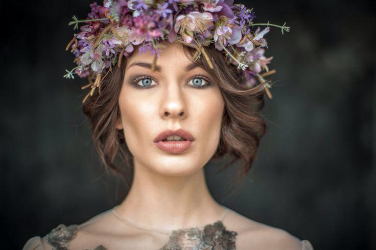 My Spring.                                   Photo: Milan Schrilo.                   Model: Tamara Behler