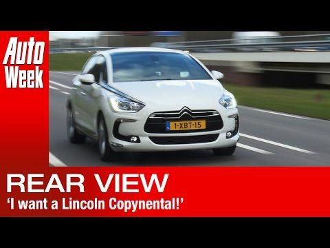 Achteruitkijkspiegel - 'Ik wil een Lincoln Copynental!' - YouTube