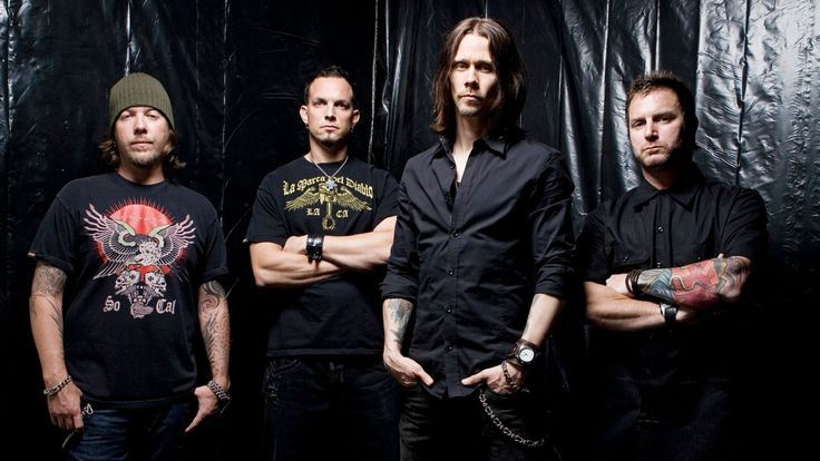 Interesting fact: Alter Bridge are pretty good. Here's The Mezzanine's look at their career!