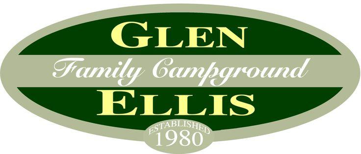 Glen Ellis Family Campground Near North Conway, on the Glen Ellis river