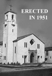 Our History :: St. Bernard Catholic Church (Tracy, CA) *This was our church*