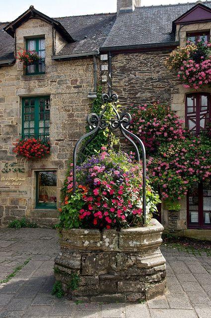 Rochefort-en-Terre, France