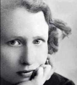 poet Edna St. Vincent Millay