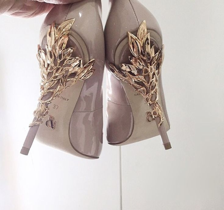 Ralph and Russo heels ❤️