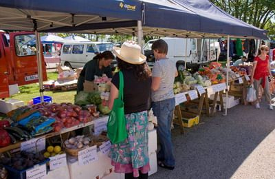Evandale Market surprises with a very small country town (famous for an annual Penny Farthing Race) holding a reguolar Sunday market with up to 100 stalls. Find it at Falls Park, Logans Road, Evandale, Tasmania, 7212 Bric-a-Bac, high quality wares, great food and coffee.