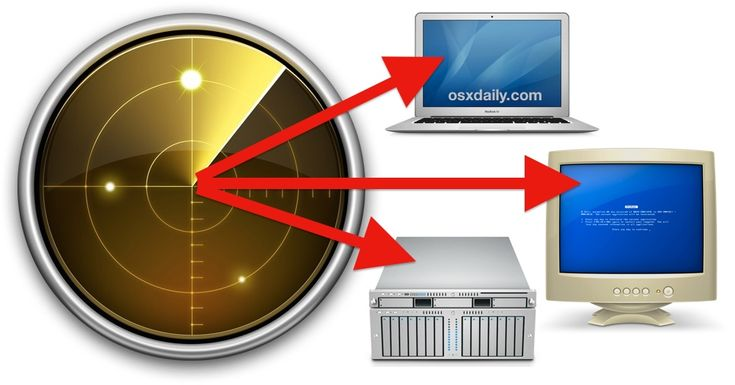 How to scan ports from a Mac using the Network Utility port scanner tool