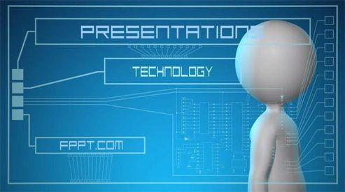 Plantillas de PowerPoint con animaciones para descargar para presentaciones de PowerPoint y MS Office 2010 y 2013.