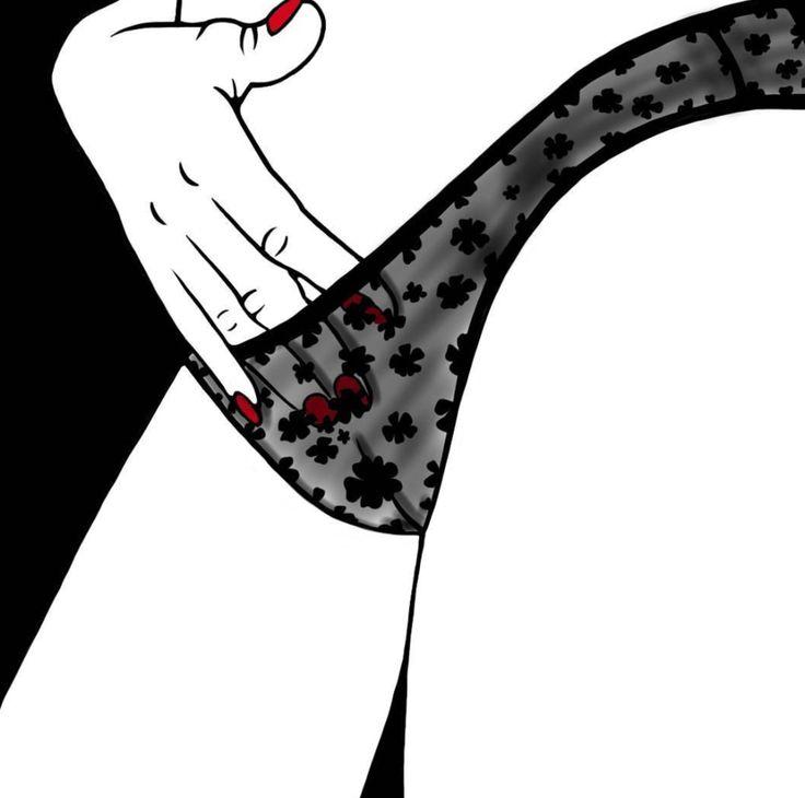 sentirte mas sensual en ropa interior mano