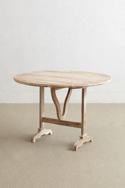 Terai Table - anthropologie.com