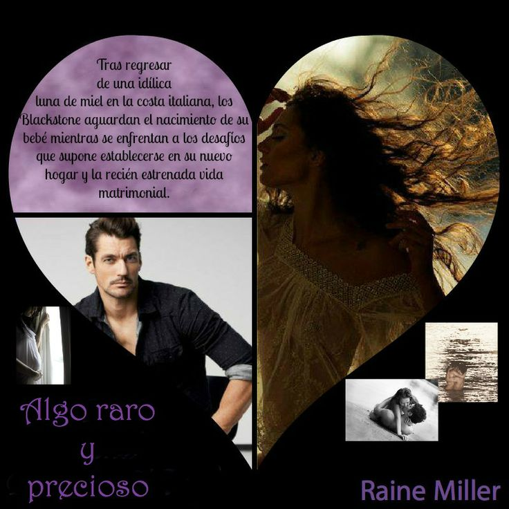 Algo raro y precioso  El Affaire Blackstone IV Raine Miller