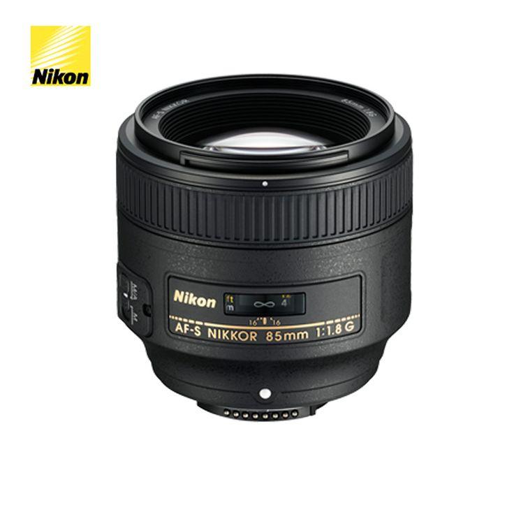 Nikon 85 1.8G Lens Nikkor AF-S FX 85mm f/1.8G Lenses for Nikon D3300 D3400 D5300 D5500 D90 D7200 D500 D700 D610 D800 D810 D4 D5 //Price: $580.66//     #electonics