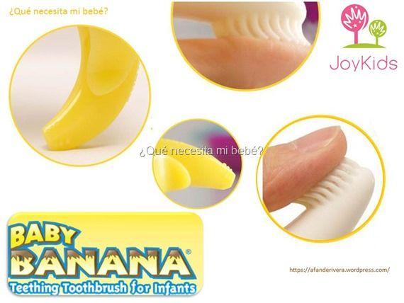 Los cepillos/mordedores ecológicos Baby Banana están diseñados para brindar alivio temporalen las encías y disminuir la ansiedad de los bebés en la difícil etapa de dentición. Baby Banana® diseña,…
