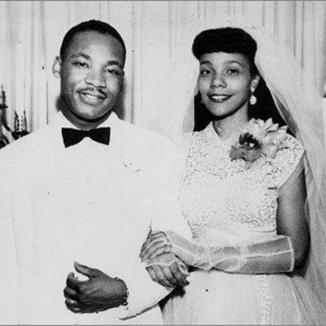 oretta Scott King was an American author, activist, civil rights leader, and the wife of Martin Luther King, Jr. from 1953 until his death in Coretta Scott ...