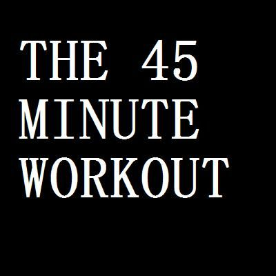 A Great Chest And Tricep Workout in 45 minutes