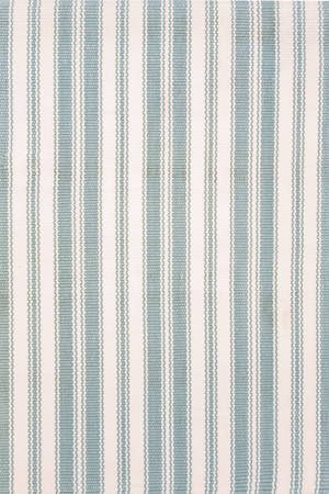 Lighthouse Light Blue/Ivory Indoor/Outdoor Rug, 6x9 for $298: Striped Rug, Sinks Rugs, Stripe Rug, Kitchen Rug, Albert Rugs, Indoor Outdoor Rugs, Kitchens Rugs, Accent Rugs, Rugs Options