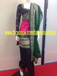 designer punjabi suits www.facebook.com/baneeboutique