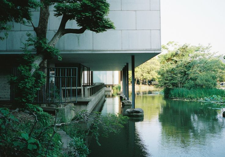 "w—–s—–: "" the museum of modern art Kamakura Junzo Sakakura """