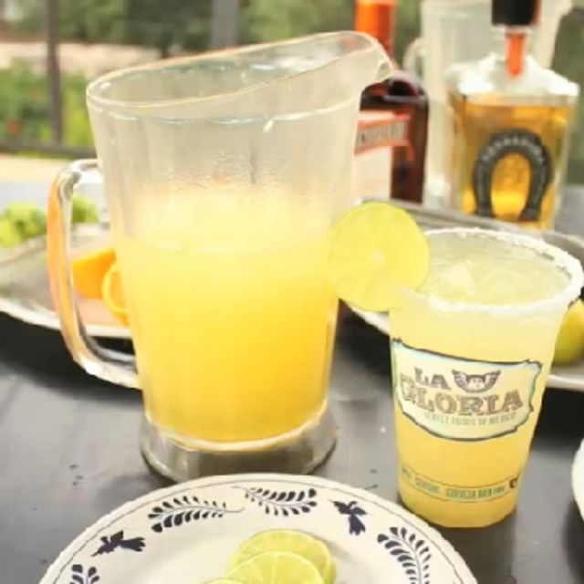 How To Make A Pitcher Of Margaritas On The Rocks