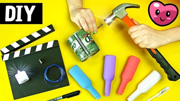 3 DIYs Fantásticos: Presentes para Amigo Secreto DIY   Claquete + Enf...