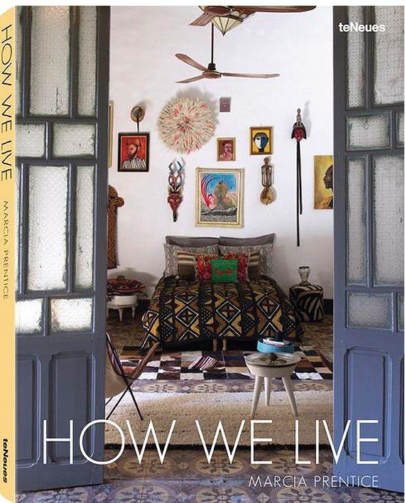 Marcia Prentice. How We Live   Folio