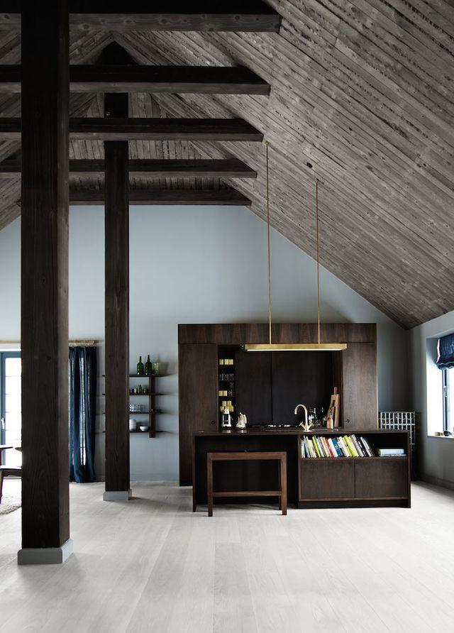 Interiors | Danish Barn House | Dust Jacket | Bloglovin'