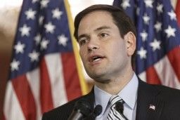 Rubio Can't Name A Single Source Behind His Climate Denialism